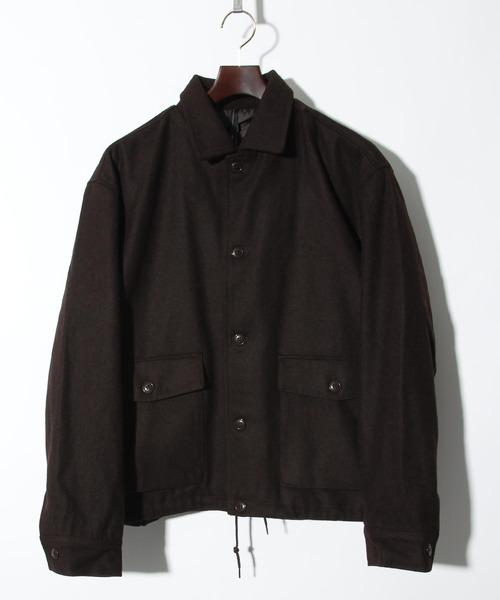 メルトンA-2ジャケット