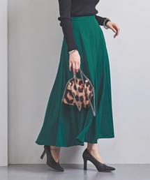 UNITED ARROWS(ユナイテッドアローズ)のUWSC P セミフレア ロングスカート(スカート)