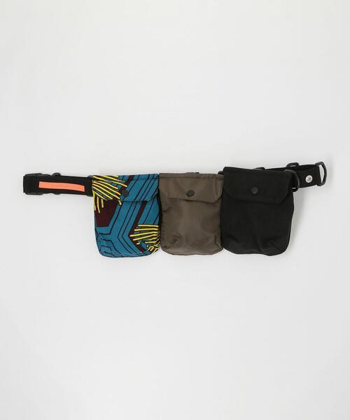 <MAGIC STICK> MULTI USE WAIST BAG/ウエストバッグ