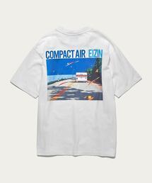 【別注】 <EIZIN SUZUKI> COMPACT AIR TEE/Tシャツ