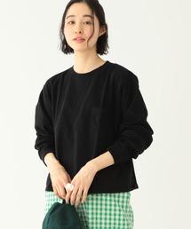 BEAMS BOY(ビームスボーイ)のGoodwear / カスタム ビッグ ロングスリーブ Tシャツ(Tシャツ/カットソー)