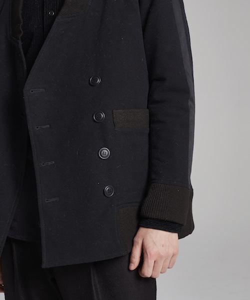 SToL/ストル Boa Double Coat ボア ダブル コート Co003