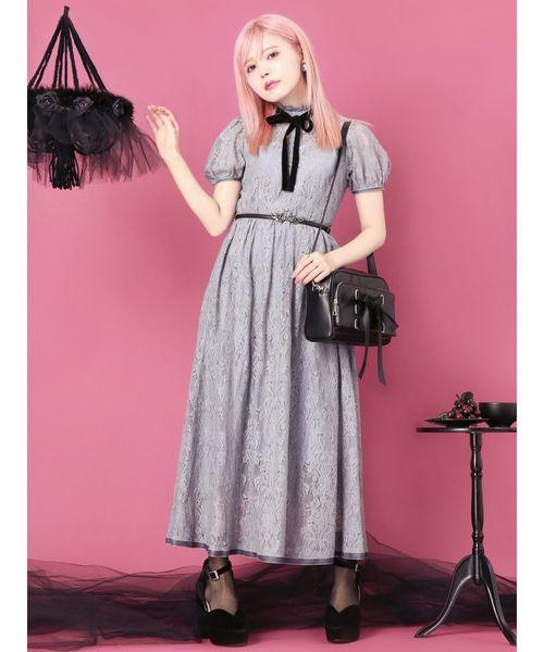 激安超安値 ヴィンテージライクレースマキシワンピース(ワンピース)|EATME(イートミー)のファッション通販, Bell-Milk:6af1e2dd --- tsuburaya.azurewebsites.net