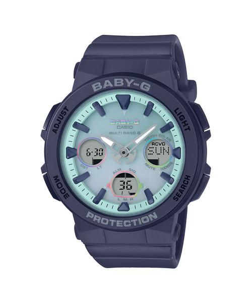 【メーカー公式ショップ】 Beach Traveler BGA-2500-2A2JF Series (ビーチ・トラベラー/・シリーズ) 電波ソーラー/ 電波ソーラー/ BGA-2500-2A2JF/ ベビーG(腕時計)|BABY-G(ベイビージー)のファッション通販, 緒方商会:08e9db08 --- tiere-gesund-erhalten.de