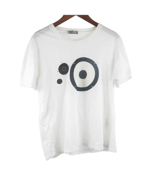 new arrival dad81 dc433 サークルプリント半袖Tシャツ