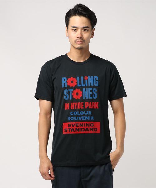 人気ブランドを THE ROLLING STONES/IN HYDE STONES/IN Thee PARK Tシャツ(Tシャツ/カットソー) ROLLING|HYSTERIC GLAMOUR(ヒステリックグラマー)のファッション通販, AS SUPER SONIC /mitezza:0f98628e --- skoda-tmn.ru
