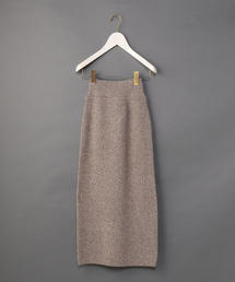 <6(ROKU)>RIB KNIT TIGHT SKIRT/スカート