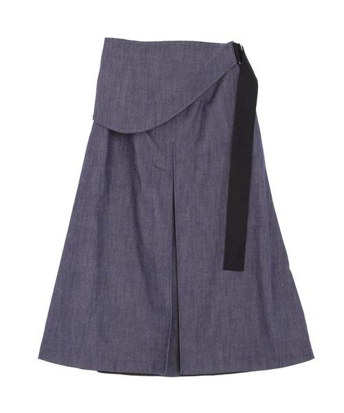 超安い 【セール】ウエストバンドスカート(デニム)(スカート)|ELENDEEK(エレンディーク)のファッション通販, ソウマシ:51a1268f --- gnadenfels.de