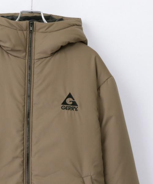 GERRY×MONO-MART / ジェリー 別注 中綿フードジャケット