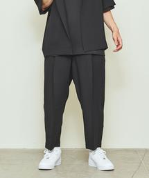 UNITED ARROWS & SONS by DAISUKE OBANA PE 2P WIDE PANTS 20SS†