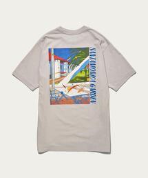 【別注】 <EIZIN SUZUKI> SANTAMONICA TEE/Tシャツ