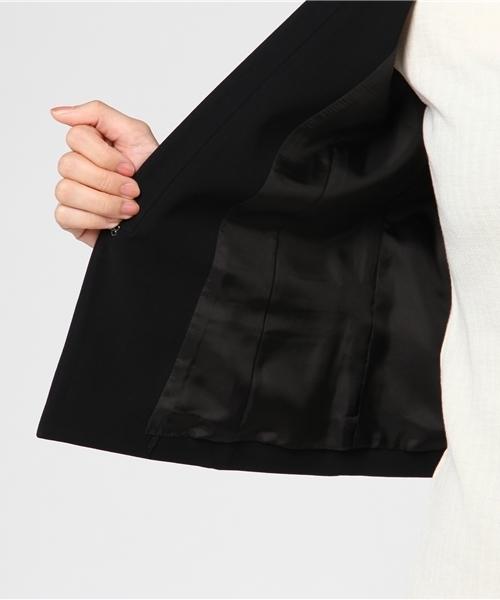 <カラーレスタキシードジャケット>