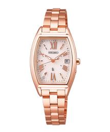 LUKIA ルキア SEIKO セイコー 電波ソーラー Lady Diamond レディダイヤ トノー(腕時計)
