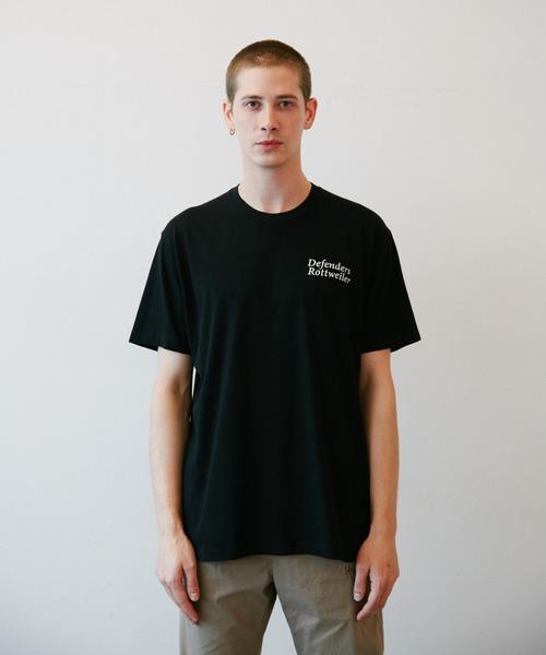 ROTTWEILER(ロットワイラー)の「Defenders Tee(Tシャツ/カットソー)」|ブラック