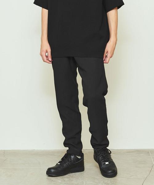 UNITED ARROWS & SONS by DAISUKE OBANA PE TRACK PANTS 20SS
