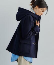 【WEB限定】ダッフル ショート コート