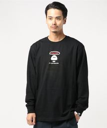 AAPE THEME LONG TEE(Tシャツ/カットソー)