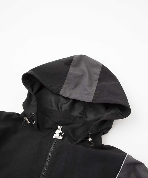 【SILAS×STARTER BLACK LABEL】HOCKEY ANORAK JACKET