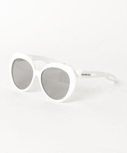 buy popular 5aeed 4aa18 【BALENCIAGA/バレンシアガ】バタフライ サングラス BB0024SA 003