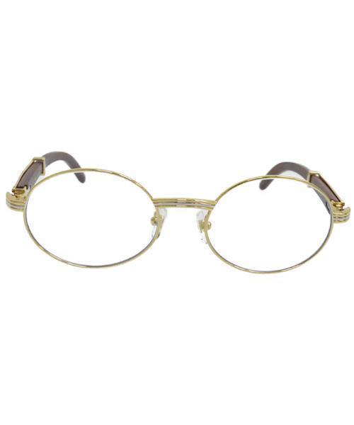 買取り実績  【ブランド古着 ゴールド】ウッドテンプル ゴールドフレーム 眼鏡 ゴールド サングラス(サングラス) 眼鏡 Cartier(カルティエ)のファッション通販 - USED, タイヤ屋本舗:91b077df --- dpu.kalbarprov.go.id