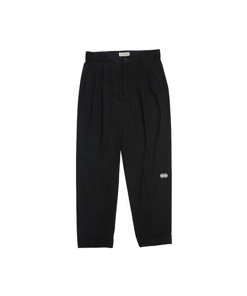 <JieDa> 2TUCK TAPERED PANTS/パンツ
