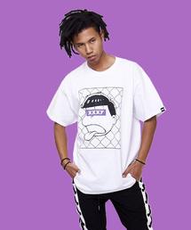 【XXXY TOKYO】BOX LOGO Tee 一松(Tシャツ/カットソー)
