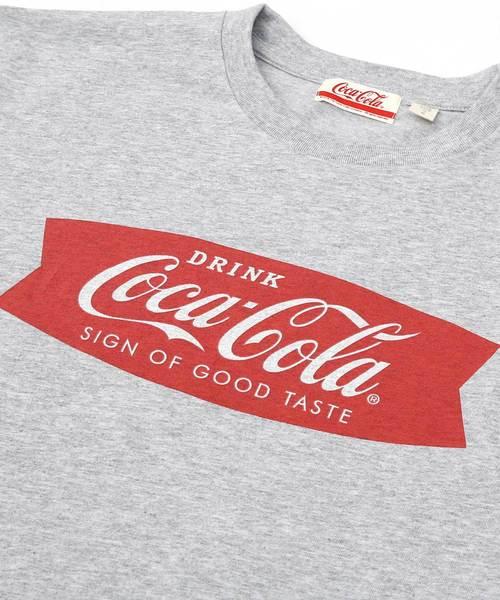 Coca Cola Print L/S Tee