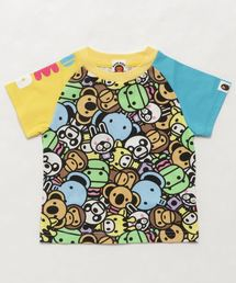 MILO ALL FRIENDS CRAZY TEE K(Tシャツ/カットソー)