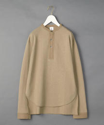 <6(ROKU)>MILITARY KANOKO HENLY NECK /カットソー