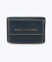 MARC JACOBS(マークジェイコブス)のTHE GRIND/ザ グラインド Tポケット ミニ トライフォールド ミニ財布 三つ折り(財布)