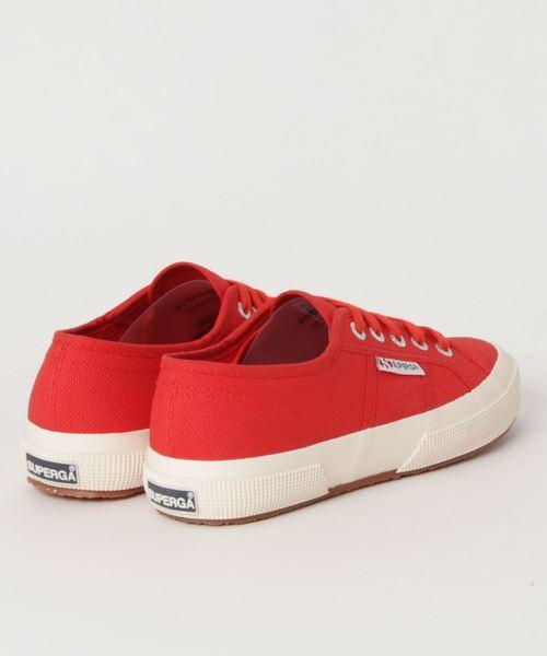 SUPERGA 2750-COTU CLASSIC (Red)
