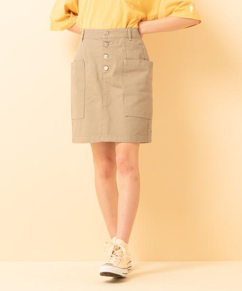 ミディポケスカート