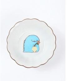 九谷焼 菊小鉢(すみっコぐらし×フランシュリッペ コラボ)(食器)