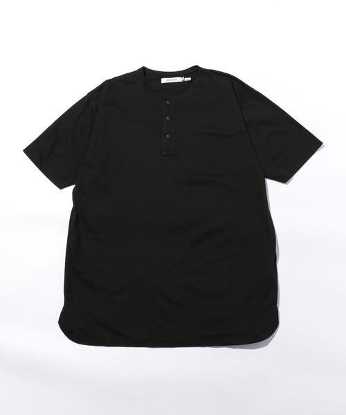 <nonnative(ノンネイティブ)>  DW HENLEY/Tシャツ □□