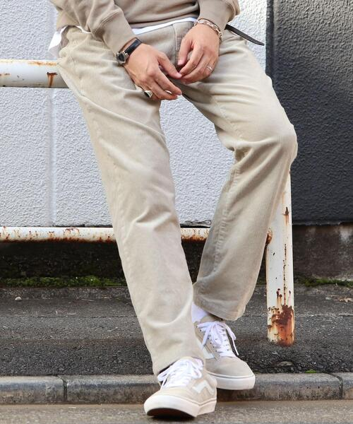 ストレッチコーデュロイ5ポケットパンツ(一部WEB限定カラー)#