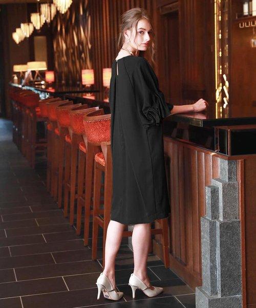 【ラッピング無料】 ボリュームタックスリーブコンシャス Doll/ コクーンワンピース(ドレス) Luxe|Luxe brille(リュクスブリエ)のファッション通販, Snowboard&Ski オフワン国道16号:b40c5fdc --- 5613dcaibao.eu.org