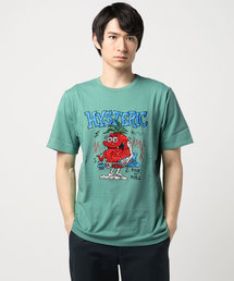 STBFV刺繍 Tシャツグリーン
