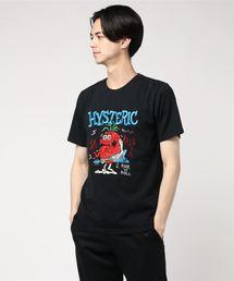 STBFV刺繍 Tシャツブラック