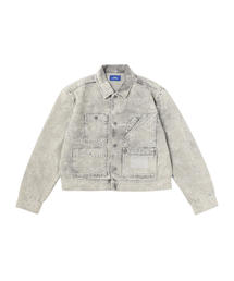 RASSVET(ラスベート)PRT DENIM JACKET