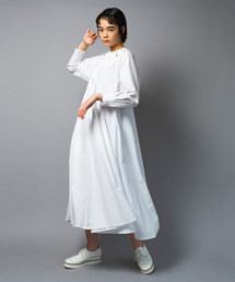 mintdesigns(ミントデザインズ)の「MIRROR BUCKLE DRESS/ミラーバックルドレス(ワンピース)」