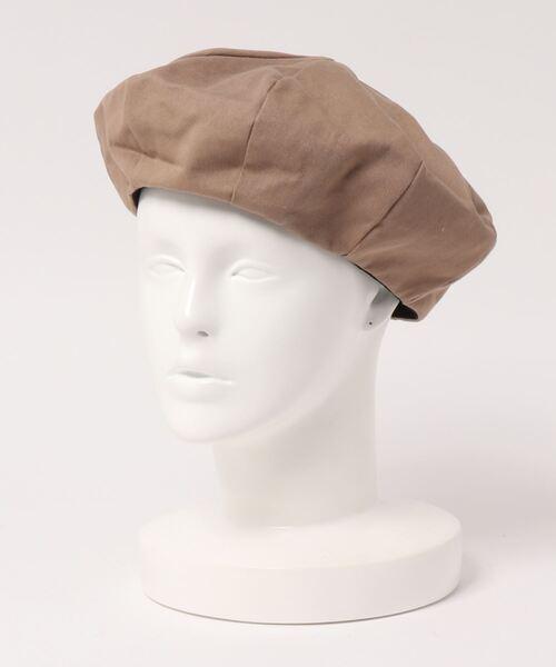 □ ツイールベレー帽 / TWILL BERET