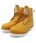STUSSY | Stussy x Timberland Leather 6 Zip Boot(Boots)