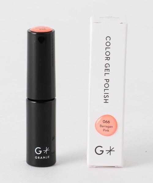 <GRANJE(グランジェ)>カラージェル Barragan Pink 066