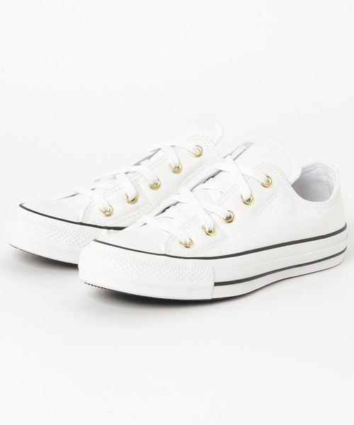 converse(コンバース) ALL STAR 100 G SLIP OX レディーススニーカー【2WAY】(オールスター100GスリップOX)
