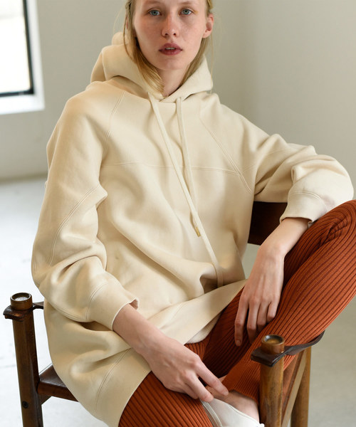 週間売れ筋 【unfil ロングフーディー】コットンフリース ロングフーディー Bshop WOMEN(パーカー)|unfil(アンフィル)のファッション通販, 亀井蒲鉾:1dfc967e --- 5613dcaibao.eu.org