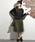 coca(コカ)の「ふんわりチュールスカート(スカート)」|詳細画像