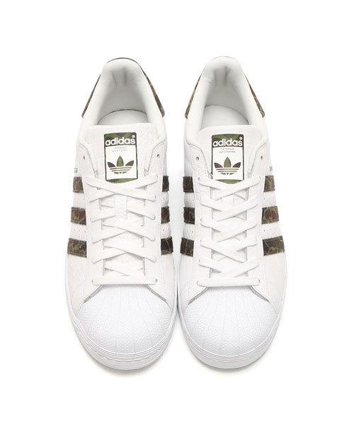 adidas SUPERSTAR (ランニングホワイト) (17SP)