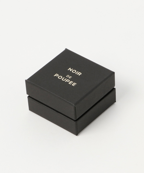 NOIR DE POUPEE(ノワールドプーペ)の「K10 ターコイズ ゴールドチェーンブレスレット(ブレスレット)」|詳細画像