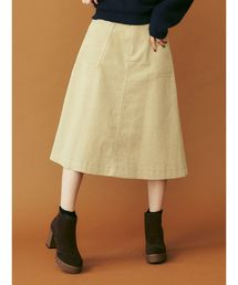 dazzlin(ダズリン)のコールAラインスカート(スカート)