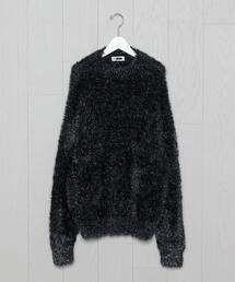 <H>SPARK CREW NECK KNIT PULLOVER MEN'S/ニット